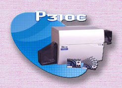 P310c Card Printer Encoder Support